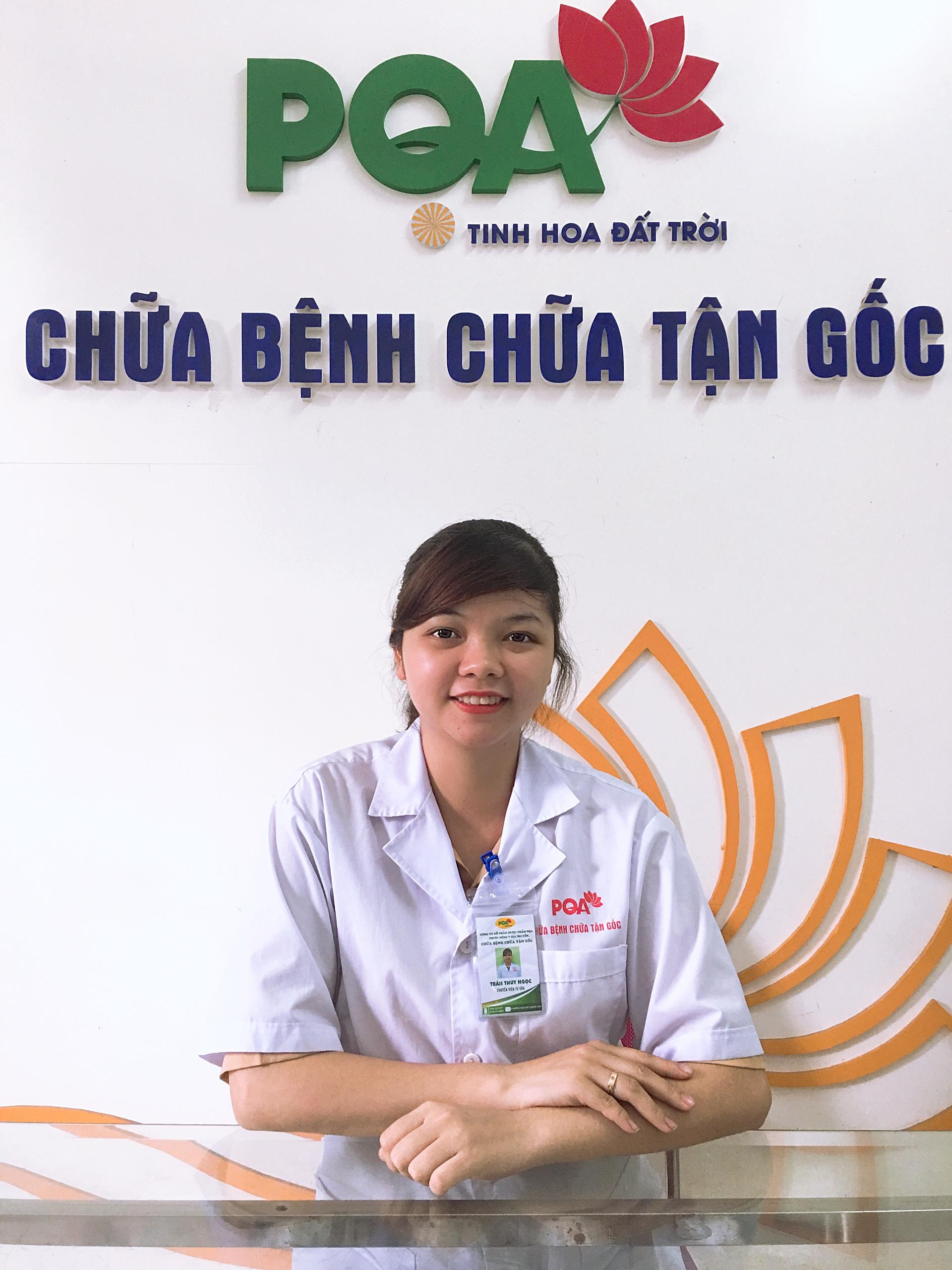Dược sĩ Ngọc